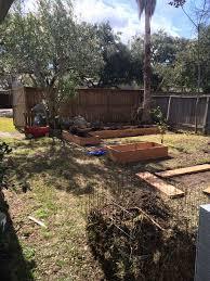 backyard of kitchen and pollinator gardens u2013 patiovore