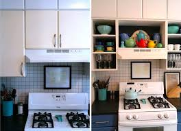how to decorate a rental home without painting diy kitchen cabinet makeover