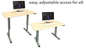 Motorized Sit Stand Desk Motorized Sit Stand Desk Table By Ergonomic Interque Co