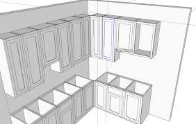 Sketchup by Kitchens In Sketchup Finewoodworking
