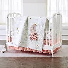 Next Crib Bedding Royal Hippo Crib Bedding Crate And Barrel