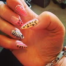 pointy nail designs images nail art designs