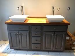 Bathroom Vanity Countertops Ideas Do It Yourself Bathroom Vanity Ideas Breathingdeeply