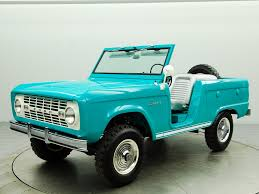 ford bronco roadster beautiful dream truck http