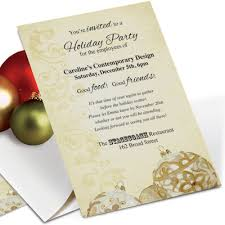 getting to yes business christmas invitation wording