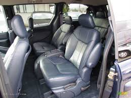 2001 chrysler town and country lx interior chrysler scott design