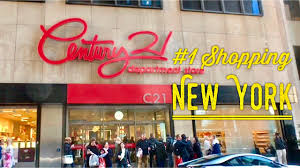 new york best shopping century 21 department store tour and