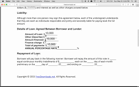 agreement to pay inspirational payment plan agreement templates