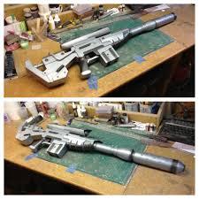 starcraft 2 kerrigan u0027s ghost rifle prop punished props