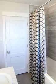 Shower Curtain Liner Uk - pin it luxury extra long shower curtains uk bathroom decor long