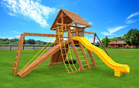 angled base extreme best swing sets eastern jungle gym