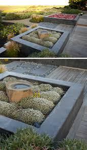 concrete planters 10 excellent examples of built in concrete planters contemporist