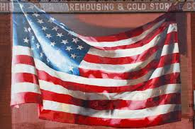 How To Display American Flag On Wall Our Flag Unfurled Mural Restoration Mural Arts Philadelphia