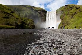 south coast and waterfalls tour is the perfect day tour from reykjavik