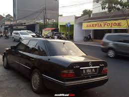 mobil jeep lama mercedes benz w124 do it yourself