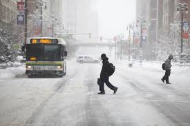 The Biggest Blizzard Meet The Worst Transit Project In America Vox