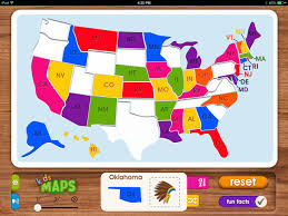 us map puzzle maps u s map puzzle on the app store