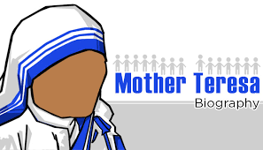 mother teresa an authorized biography summary mother teresa biography biography for kids mocomi