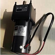 Jual Dc Gear Motor gowe 24v dc gear reducer 90 watts 1800rpm h series speed geared