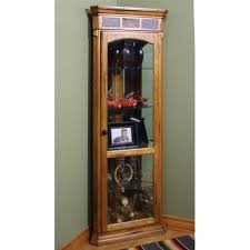 Modern Corner Curio Cabinet 15 Best Collection Of Corner Oak Bookcase