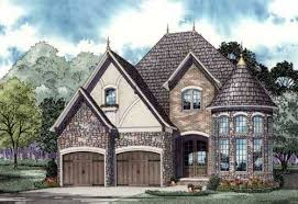 2 Story Country House Plans by English Country Style House Plans 2889 Square Foot Home 2