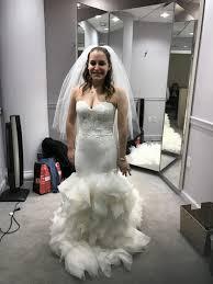 lazaro 3610 wedding dress on sale 42 off