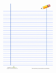 printable lined paper with dotted midline lined handwriting paper handwriting worksheets and handwriting