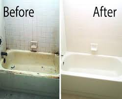 Refinishing Old Bathtubs by Bathtub Refinish Bathtub Refinishing Bathtub Reglazing Houston