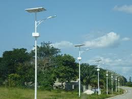 Outdoor Solar Lamp Post by Solar Street Light 60w U2013 8m Meaglesun