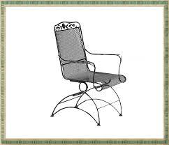 High Back Patio Chair Cushion High Back Patio Chair Cushions Canada Outdoor Courtyard High