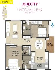 2bhk floor plans tower b floor plan for unit 3 2 bhk incor one city