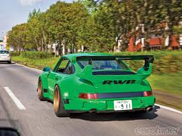 ruf porsche wide body rauh welt begriff porsches rough world concept eurotuner magazine