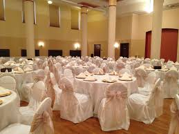 white chair covers chair cover rentals wedding and event chair covers