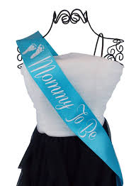 baby shower sash to be baby shower sash custom sash personalized sash
