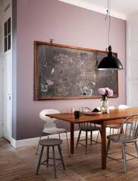 Love The Dark Purple Used In This Dining Room Wood Work - Purple dining room
