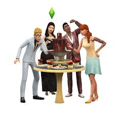 party stuff image luxury party stuff render buffet png the sims wiki