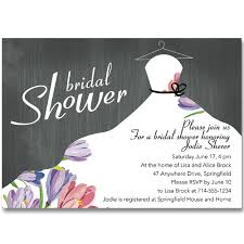 wedding shower invitations affordable floral bridal shower invitations ewbs047 as low