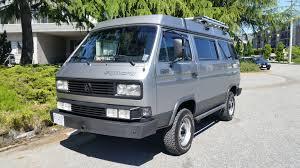 volkswagen vanagon lifted 1991 vanagon westfalia syncro weekender 2 5 subaru defender