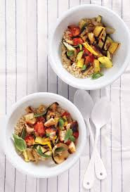 chef movie grilled ratatouille bulgur salad