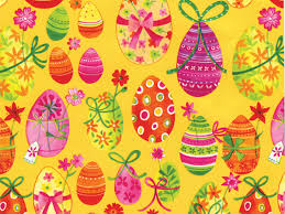 easter wrapping paper easter eggs 18 x 833 ream roll gift wrap s7626f18