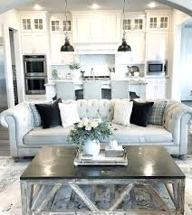 kitchen and living room design ideas top interior décor design cote de texas space kitchen and