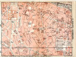 Map Of Paris France Free Maps Of Paris