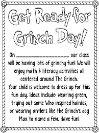 28 best grinch activities images on grinch