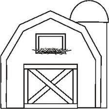 barn coloring pages free printable coloring pages 18662
