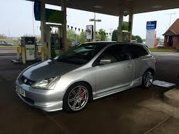2003 honda civic type r ep3 sliver low miles for age audi bmw