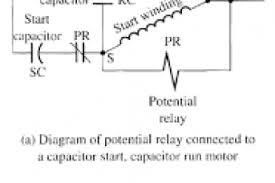 capacitor start capacitor run motor wiring diagram pdf 4k wallpapers