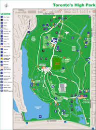 high park nature maps high park maps