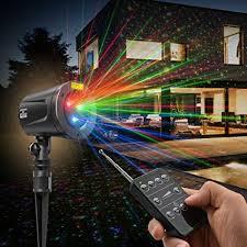 laser christmas lights amazon amazon com laser christmas lights taotronics outdoor light