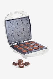 cake maker buy oster ckstmc950 mini cup cake maker white online at best price