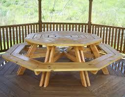 free picnic table plans kobe table